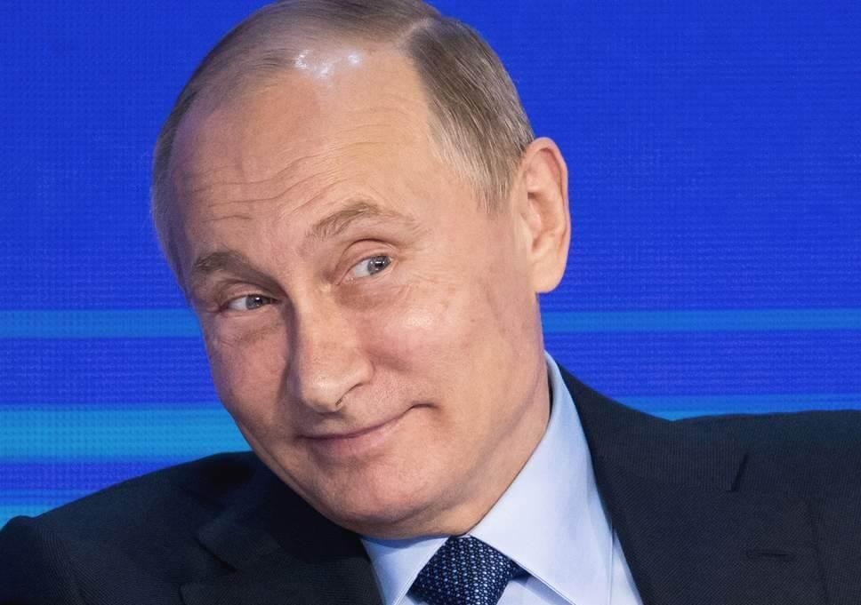 Figure 1: Vladimir Putin let Donald Trump wait at the Helsinki Sumit 2018